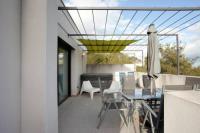 gite Arles appartement dans villa La terrasse de Mireille