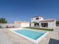 gite Ginestas Spacious Villa in Beaufort France with Private Pool