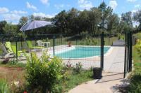 gite Lodève Villa Route de Clermont