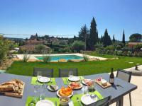 gite Lioux Villa Belezynne
