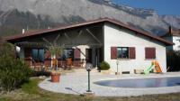 Gîte Grenoble Gîte Villa avec vue