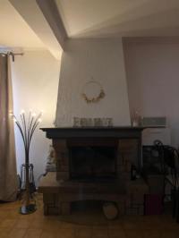 Gîte Villeurbanne Gîte Charmant Cocon familiale avec cheminée