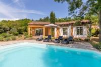 gite Cipières Callian Villa Sleeps 6 with Pool Air Con and WiFi