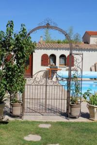 Gîte Perpignan Gîte Villa with one bedroom in Canohes with private pool and enclosed garden 10 km from the beach