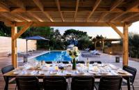 gite Levie Cappiciolo Villa Sleeps 10 Pool Air Con WiFi