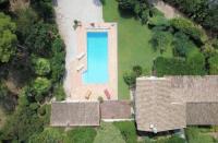 gite Le Castellet La californienne, Magnifique mas provençal avec piscine
