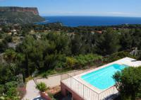 Villa Cassis Amazing vistas and private pool