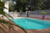 gite Cassis Villa contemporaine T5 avec piscine à Cassis