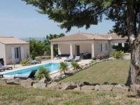 gite Narbonne Lovely Villa in Castelnau-d'Aude with Swimming Pool