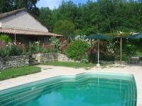gite Puycornet Villa La Cabrette