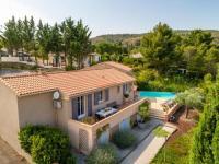 gite Rieux Minervois Serene Villa in Caunes-Minervois with Private Pool