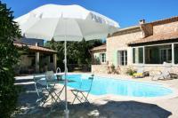gite Eyguières L'Oustau de la Colline - Villa avec piscine privée