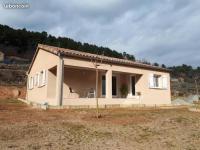 gite Saint Ambroix Villa Neuve tout confort pour 6 personnes