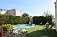 gite Barbentane ACCENT IMMOBILIER - Villa Fox, piscine, 8 pers, balnéo