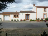 Villa Les Moutiers en Retz Rental Gite Chauve 2