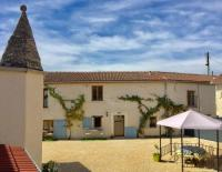 Gîte Indre et Loire Gîte Boutique Farmhouse Cottages with Pool, 6 Bedrooms - Angulus Ridet (Loire Valley)