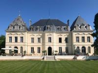 gite Saint Martin du Bois Château Fengari
