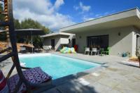 gite Olmeto Villa moderne 3 chambres avec piscine chauffée Pinarello