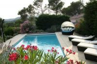 gite Avignon Elegante villa de 180m3 avec la superbe vue