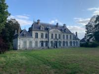 Gîte Picardie Gîte French Chateau, WW1 Commonwealth Residence