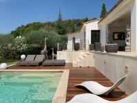 gite Barjols Villa moderne en Provence avec piscine privée chauffée