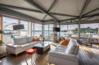 Location de vacances Aubervilliers Creach Hamon Villa Sleeps 8 Pool WiFi