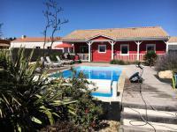 gite Nantes Maison avec piscine privée à Brem-sur-Mer 89703