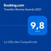gite Villers Châtel La Villa des Coquelicots