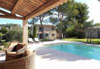 gite Istres ACCENT IMMOBILIER Sublime Mas proche centre piscine chauffée