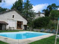 gite Trespoux Rassiels Villa Le Jardinet