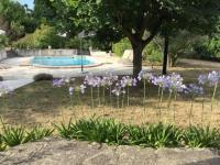 gite Cassis Villa dans les Alpilles -Camargue 10 pers , piscine, jardin vacances-arles camargue