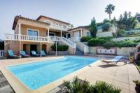gite Roquebrune sur Argens Villa with 3 bedrooms in Frejus with wonderful mountain view private pool enclosed garden 10 km from the beach