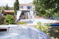 gite Cassis Villa Les Chênes