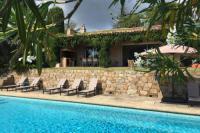 gite Puget sur Argens Splendid villa with sea view and pool closeSaint-Tropez
