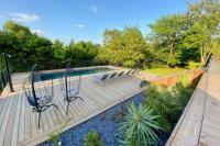 gite Saint Seurin de Bourg Magnifique maison en pierre avec piscine