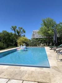 gite Merville Franceville Plage Villa with 6 bedrooms in Gonneville sur Mer with private pool furnished garden and WiFi 4 km from the beach