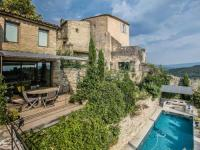 gite Eyguières Villa Sunset in Gordes