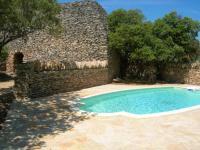 gite Roussillon Villa Route de Senanque