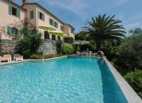 gite Bagnols en Forêt Grasse Villa Sleeps 8 with Pool and WiFi