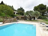 gite Antibes Vintage villa in Grasse with Private Pool
