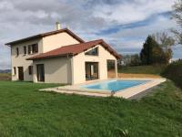 gite Francheville Villa Route Neuve du Col-de-la-Luere