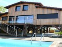 gite Lège Cap Ferret House Supperbe villa vue mer 2