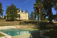 gite Cantois Château du Grava