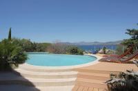 Villa Hyères Villa Giens superbe vue mer à 180 piscine et jacuzzi