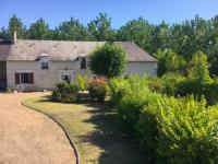 Gîte Indre et Loire Gîte Jaulnay Villa Sleeps 10 Pool WiFi