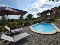 gite Saint Maurice d'Ibie Large Villa in Joyeuse France With Private Swimming Pool