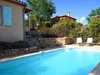 gite Ailhon Spacious Villa in Joyeuse with Swimming Pool