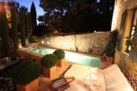 gite Belvézet La Bastide-d'Engras Villa Sleeps 6 Pool WiFi