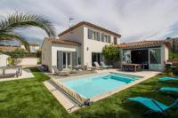 Villa La Ciotat Homelly- Villa à 200m de la Mer