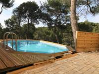 gite Roquefort la Bédoule Villa La Ciotat Résidentiel 4 ch Pinede Piscine